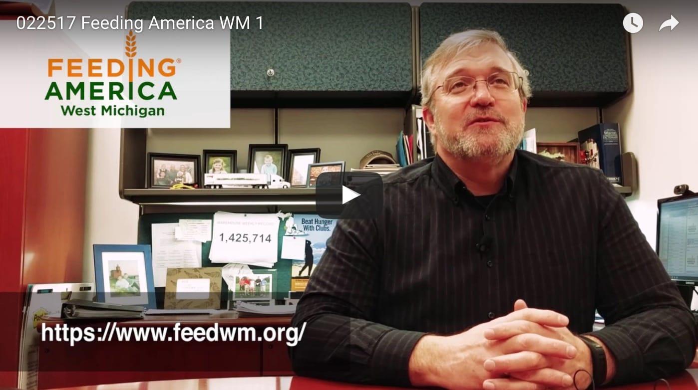 Feeding America West Michigan