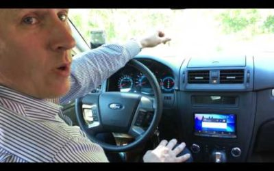 Rick Irvine Demonstrates Android Auto